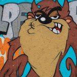 Taz the tasmanian devil